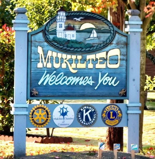 Mukilteo Welcomes You